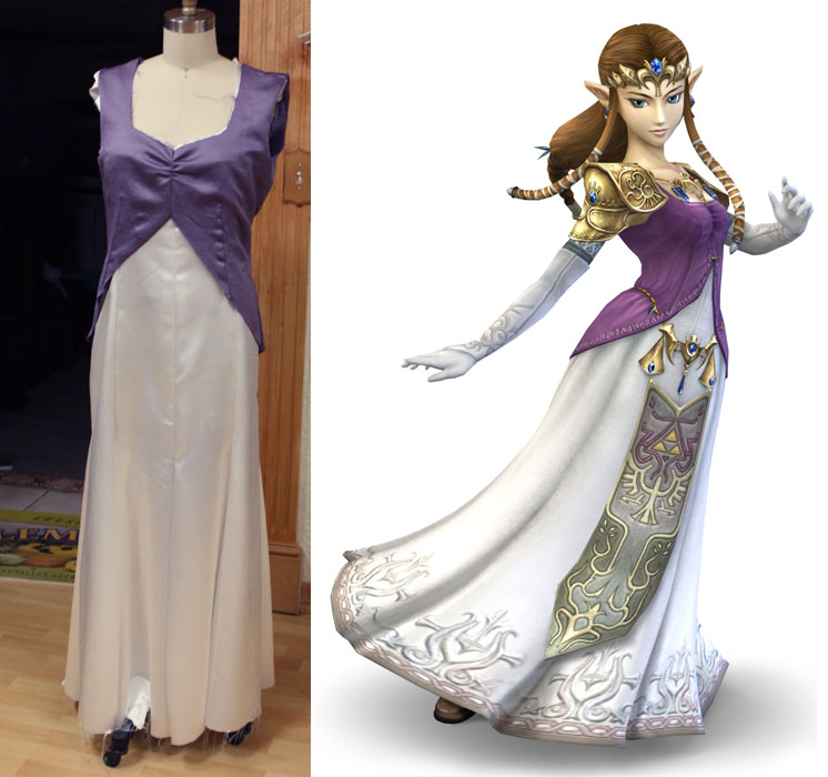zelda progress